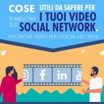 Video specifiche per Social Network 2019